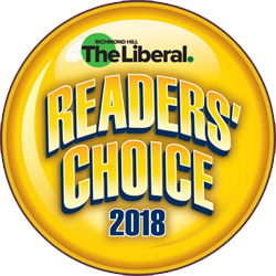 2018 Reader's Choice Award